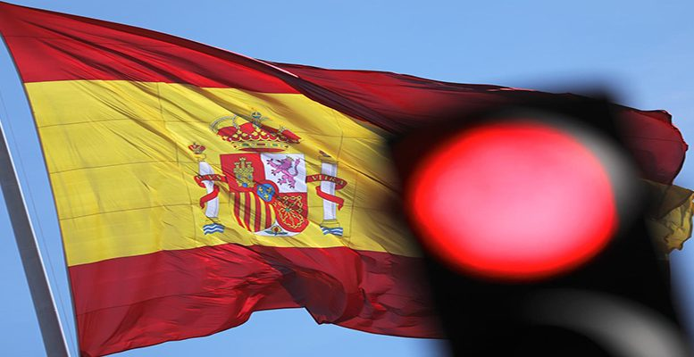 spain red light