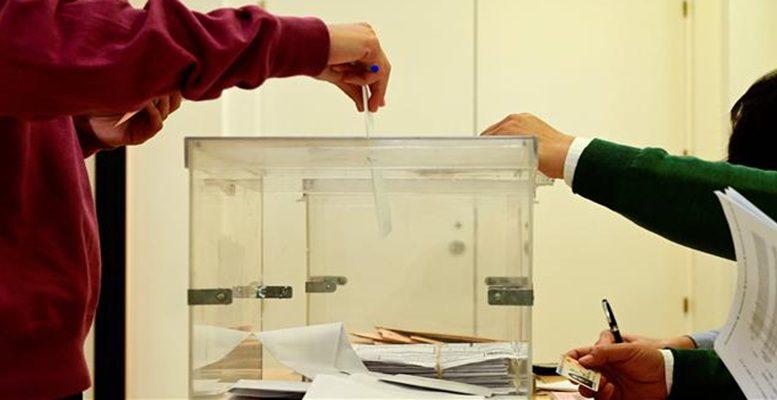 ballots spain