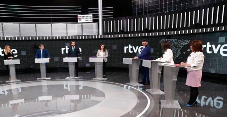 debate spain tv
