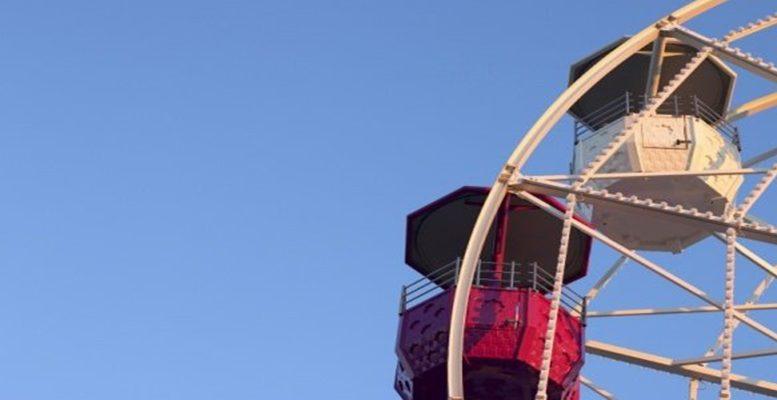 spain fun wheel