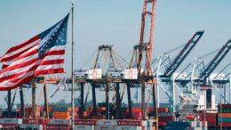us economy port