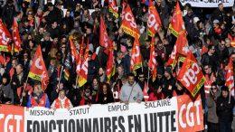 france pension strike