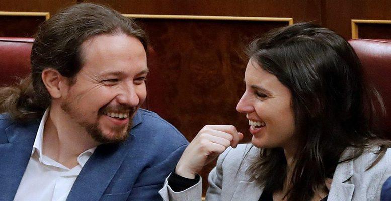 """Unidas Podemos: nepotism, communism and """"good governance"""""""