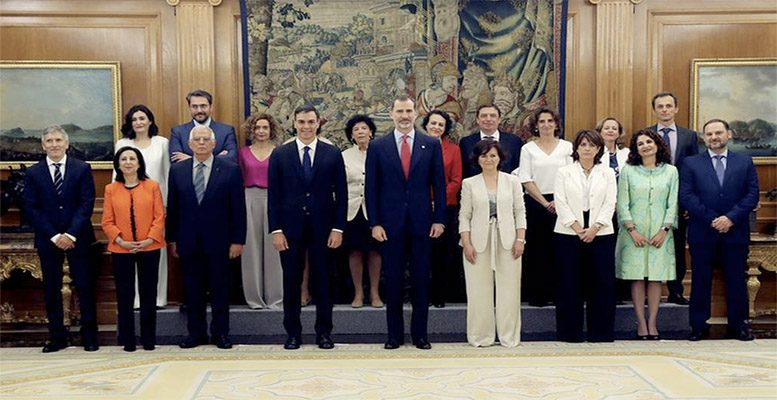 The Spanish government quells investors' worries