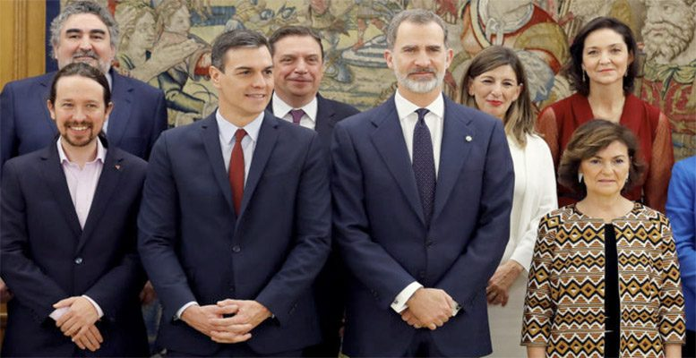 The new Spanish government quells investors' worries