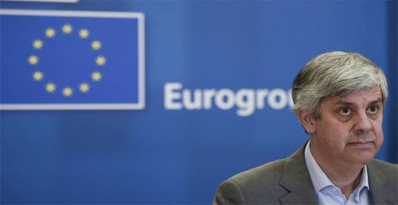 Eurogroup Mario Centeno