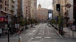 Spain devastated
