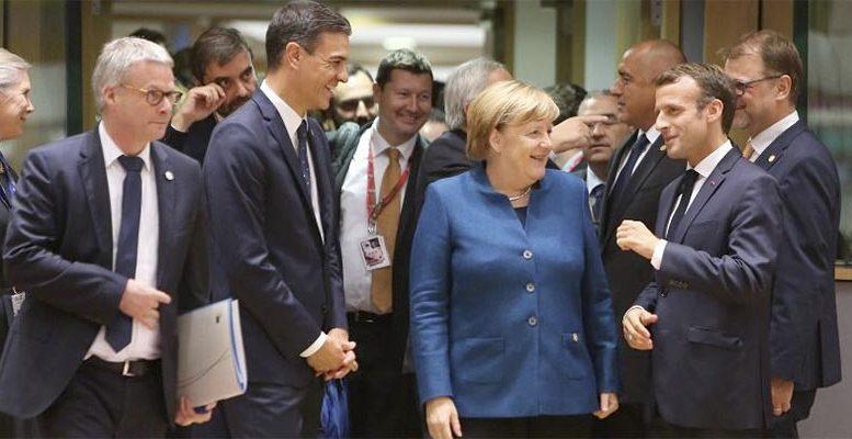 EU Germany together