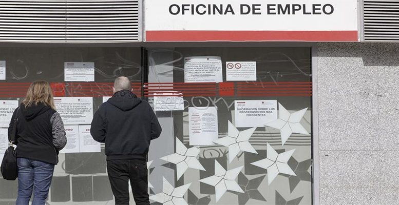 OFICINA Empleo Spain
