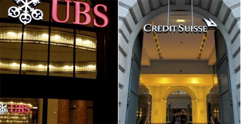UBS CreditSuisse