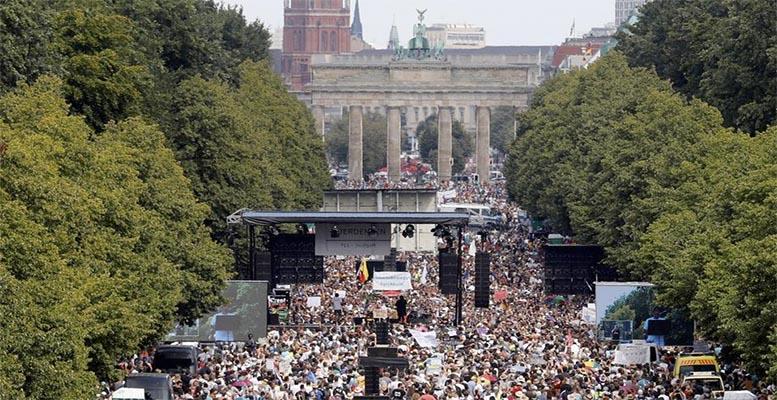 berlin against coronavirus