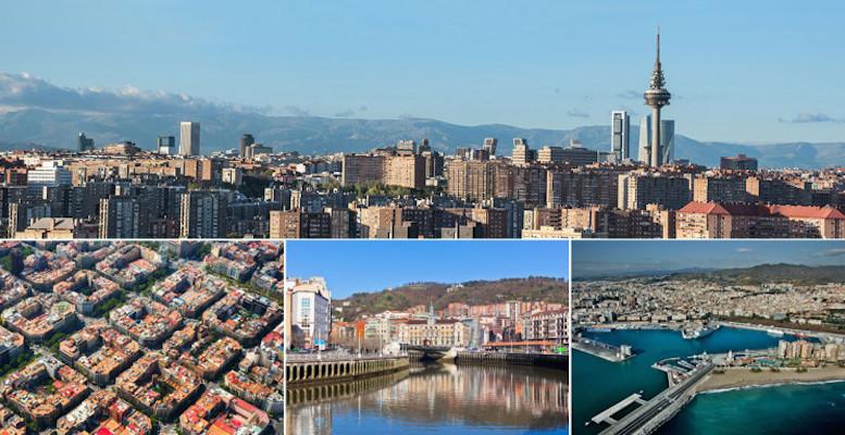 housing market spain cities