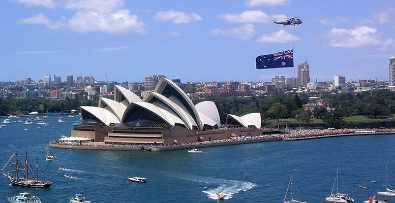 Australiaok