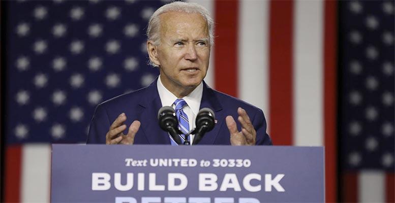 US elections, Joe Biden