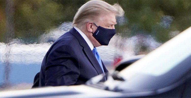 Trump coronavirus 1