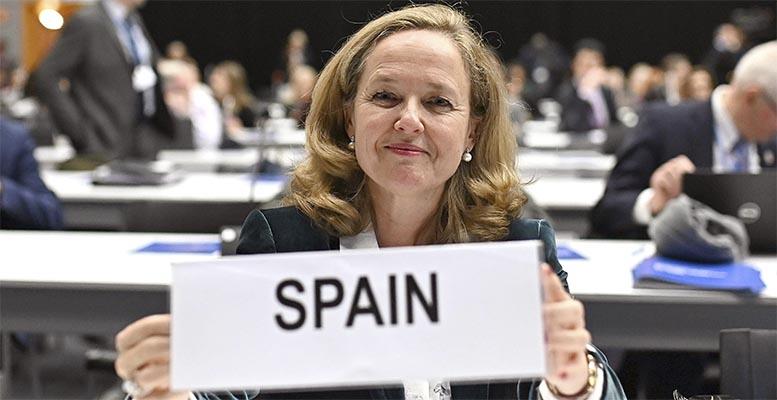 Spain, Nadia Calviño