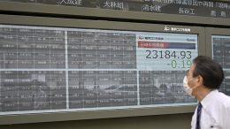 tokyo stock exchange 1