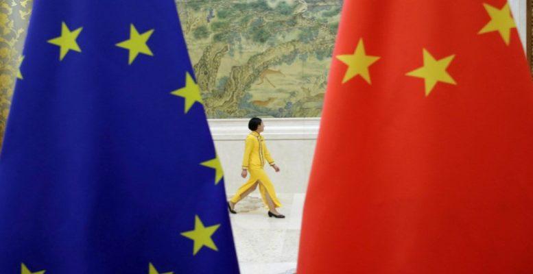 China EU trade deal 1