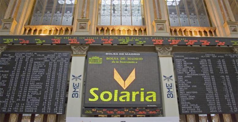 Solaria bolsa