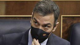Pedro mascarilla españita