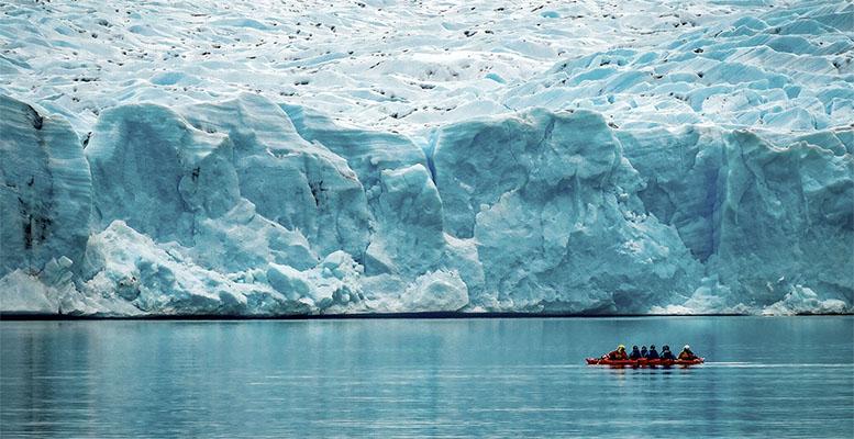 climate change north pole